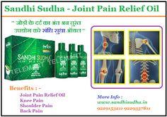 SandhiSudha™ | Sandhi Sudha Oil | Joint Pain Relief Oil