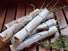 The best DIY projects & DIY ideas and tutorials: sewing, paper craft, DIY. Diy Crafts Ideas Homemade herb and spice fire starters. Homemade Fire Starters, Pinecone Fire Starters, Holiday Crafts, Christmas Crafts, Starter Garden, How To Make Fire, Diy Home, Home Decor, Decor Room