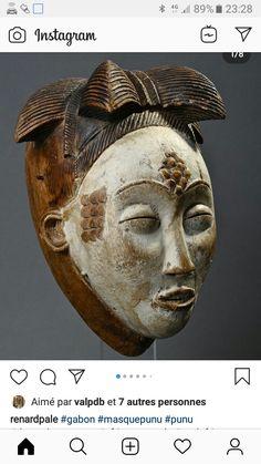 Statues, African Art, Skull, Instagram, Portraits, Blank Mask, Beautiful Black Women, Africa, Head Shots