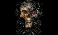 skull animation and art HD quality - Google Search