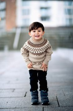 Boys Sweaters, Winter Sweaters, Winter Gear, Knitting For Kids, Turtle Neck, Design, Fashion, Threading, Moda