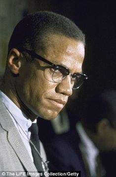 Malcolm X. one of the most significant public figures in American History. Malcolm X, Black Leaders, Human Rights Activists, By Any Means Necessary, African Diaspora, Black Power, African American History, Civil Rights, Black People