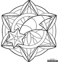 coloring page Mandala Christmas on Kids-n-Fun. Coloring pages of Mandala Christmas on Kids-n-Fun. More than coloring pages. At Kids-n-Fun you will always find the nicest coloring pages first! Mandala Coloring Pages, Colouring Pages, Free Coloring, Adult Coloring Pages, Coloring Sheets, Coloring Books, Christmas Ornament Coloring Page, Christmas Ornaments, Christmas Mandala