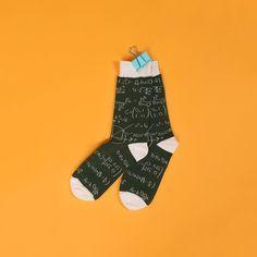Math Socks - Sock Season by BKBT   - 1