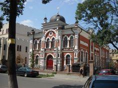 Podol Synagogue, Kiev, Ukraine