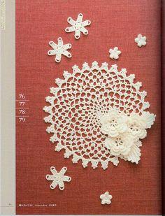 crochet carpeta