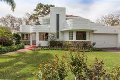 Dalkeith – A Rare Example Of Art Deco In Perth