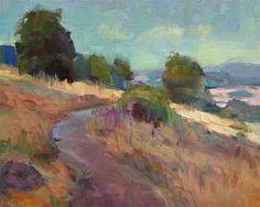 "Daily+Paintworks+-+""Rainbow+Sherbet+Morning""+-+Original+Fine+Art+for+Sale+-+©+Patti+McNutt"