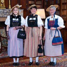 Kanton Aargau, Grafschaft Baden Kanton, Switzerland, German, Costumes, Fashion, Bathing, Deutsch, Moda, German Language