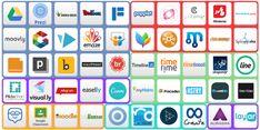 BANCO TIC | Recopilación de aplicaciones educativas por Raúl Diego