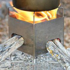 "Firebox Nano 3"" Steel Ultralight Stove"