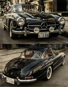 A Classic the Mercedes-Benz 300 SL [800x1028]