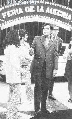 """Programa de televisión: """"Feria de la Alegria"""" con Henry Altuve, todos los sábados en la tarde por RCTV. (ARCHIVO EL NACIONAL)"""