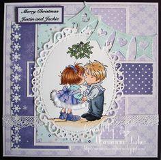 LOTV - Merry Kissmas by Marianne Fisher