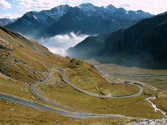 Col d'Agnel / Colle dell'Agnello - Alpen-Motorrad-Guide