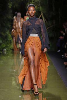 Balmain, Printemps/été 2017, Paris, Womenswear