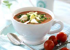 Ner i vikt med härliga soppor – 50 smala recept! | MåBra Tortellini, Ravioli, Chorizo, Soups And Stews, Diet, Cooking, Ethnic Recipes, Food, Inspiration