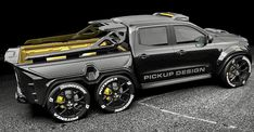 Mercedes-Benz X-Class carbon would be the wildest safety car ever: Filed under: Mercedes-Benz,Truck,Concept… Mercedes Benz, Mercedes Truck, Monster Trucks, Cool Trucks, Big Trucks, Custom Trucks, Custom Cars, Audi Ai, 6x6 Truck