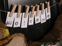 heard you're coming to mn. Come to the high school… Dorm Posters, Baby Shower Table Decorations, Danbo, 70th Birthday Parties, Clothes Pegs, Christmas Table Settings, Classroom Decor, Burlap Wreath, Welcome