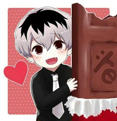 Sasaki Haise... Do I love you or hate you? Ugh... I want Kaneki back.... but I also like Sasaki... WHY?