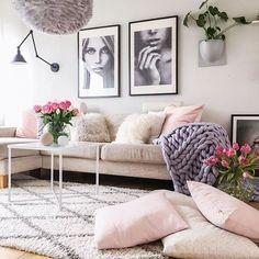 #inspiration#interior#interior4all#pastels#livingroom#aranżacjawnętrz#wnętrza#homedream#home#decor#homedesign#salon
