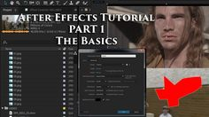 Adobe After Effects Tutorial, Part 1 - The Basics of AE