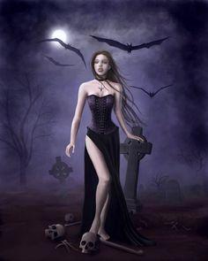 ✯ Vampires .:☆:. Artist Derek Brewster ✯