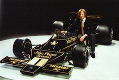 1974 presentation of the Lotus 76