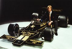 1974 presentation of the Lotus 76