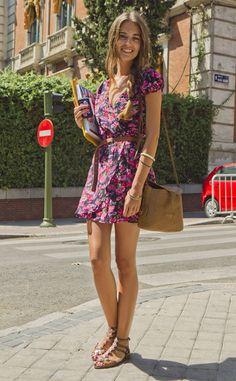 Clara Alonso en la calle: Clara Alonso de Rare