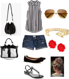 """""""Spring Look"""" by andiiee-nh ❤ liked on Polyvore"""