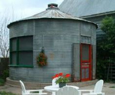 Converting old farm buildings into tiny homes