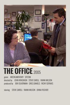 Alternative Minimalist Movie/Show Polaroid Poster - The Office- Iconic Movie Posters, Minimal Movie Posters, Movie Poster Art, Iconic Movies, Poster Wall, Good Movies, Room Posters, Music Posters, 80s Posters