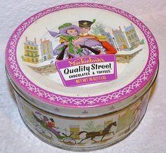 Quality Street Chocolates & Toffees