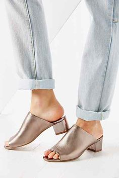 Jeffrey Campbell X UO Darnley Mule - Urban Outfitters