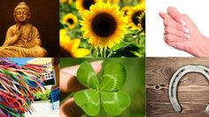 Buda, girassol, figa: saiba como atrair sorte à sua vida