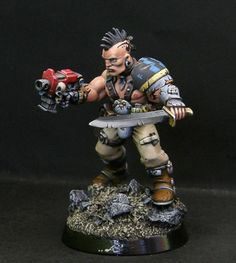 Spacemarine Scout