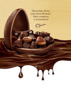 Chocolate Ofner on Behance