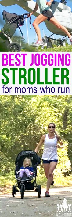 best jogging stroller for moms who run - check out our must have jogging stroller, perfect for mother runners getting fit with baby in tow Fitness Workouts, Fitness Motivation, At Home Workouts, Fitness Tips, Fitness Models, How To Start Running, How To Run Faster, Advice For New Moms, Jogging Stroller