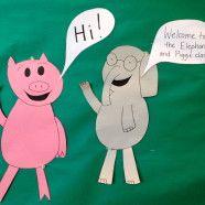 Elephant and Piggie Camp