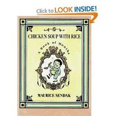 Maurice Sendak....a favorite.