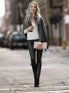 Best Fashion Tips For Women Over 60 - Fashion Trends Fashion For Women Over 40, 50 Fashion, Trendy Fashion, Fashion Outfits, Fashion Tips, Fashion Trends, Fall Fashion, Fashion Women, Latest Fashion