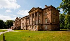 An art and architecture walk through Nostell Priory, West Yorkshire.