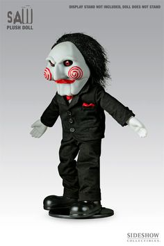 Billy, Jigsaw's Puppet