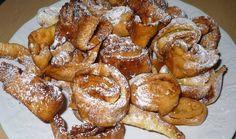 TAGLIATELLE DOLCI è un dolce di #Carnevale tipico Romagnolo con l''impasto base e le modalità di esecuzione molto simili a quelle delle classiche tagliatelle all'uovo. La sfoglia, prima di essere arrotolata e tagliata a rotelle, viene spolverizzata con dello zucchero e cosparsa di scorza di arancia grattugiata o limone, per poi essere fritta in olio. #FoodPassion #Gourmet #Foodie #FoodBlogger#CarnevaliLuigi https://www.facebook.com/IlBuongustaioCurioso/