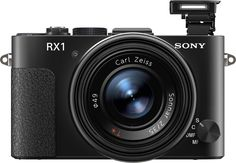 sony RX1 - world's first 35mm full frame compact camera