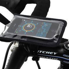 The RideMate BM Works Slim Case is the easy and secure holder for your smartphone when riding. Perfect for use with GPS and other cycling apps. Designed for smartphone touch screen operation through the transparent protection window. The RideMate can be oriented either vertically or horizontally and cables can be easily accessed through the top and bottom openings. With the RideMate Slim holder, you can enjoy using your phone when riding knowing that it is safely secured and protected from…