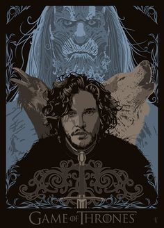 Game of Thrones by Stephen Sampson *