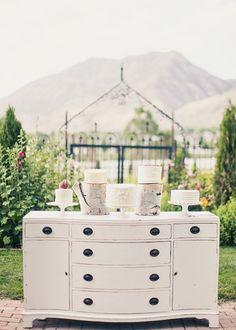 Bohemian Utah Wedding from Alixann Loosle