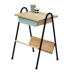 "Table de chevet ""Joseph Marin"""